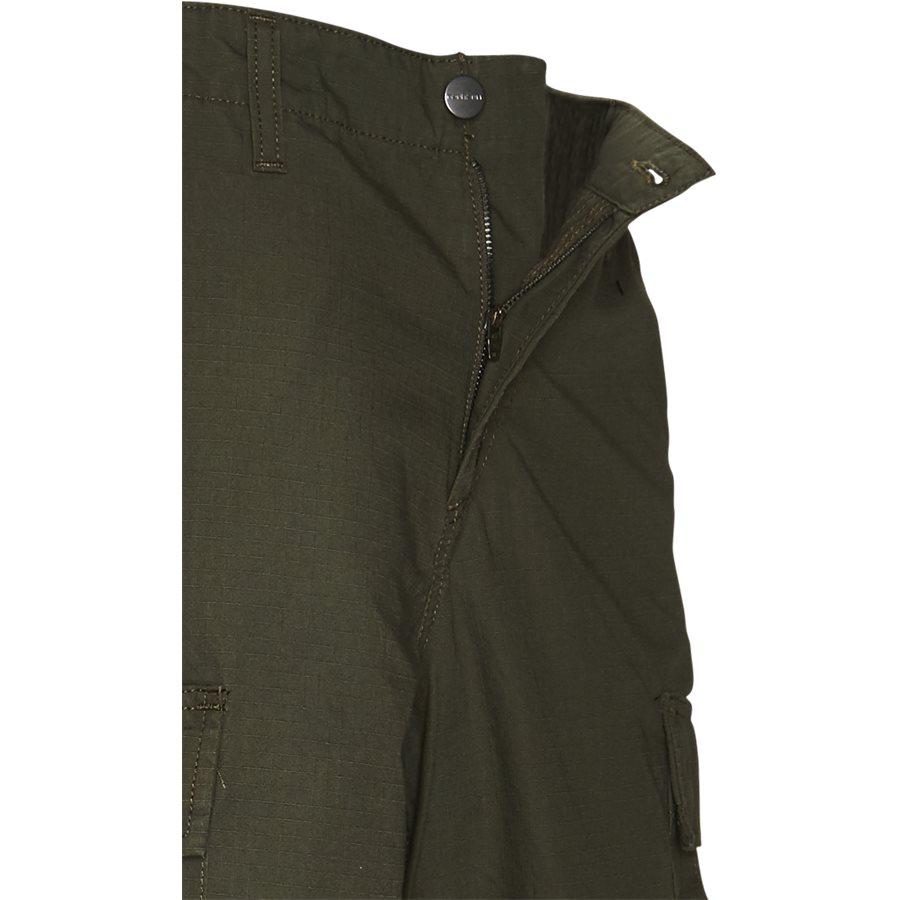 REGULAR CARGO SHORT. I015999 - Regular Cargo Shorts - Shorts - Regular - CYPRESS RINSED - 4